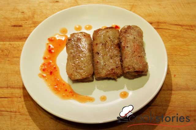 Нэмы с мясом
